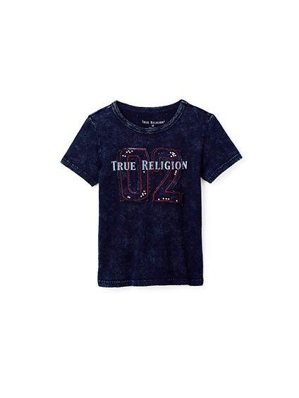 TR 02 TODDLER/LITTLE KIDS TEE