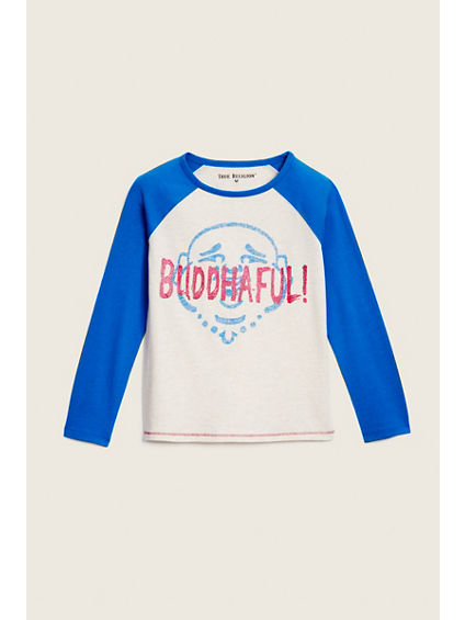 KIDS TRUE RAGLAN