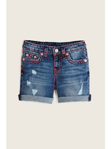 BOYFRIEND KIDS SHORT