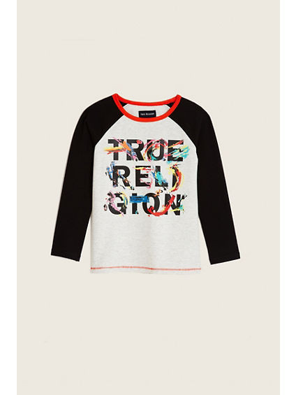 PAINTED TR KIDS TEE
