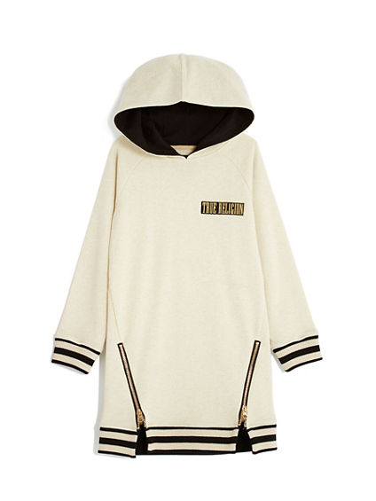 HOODIE KID DRESS