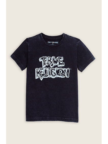 TR WASHED DOWN KIDS TEE
