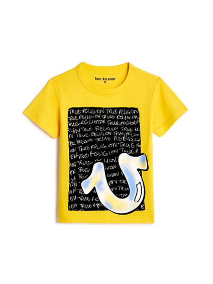 COLOR CHALKBOARD KIDS TEE