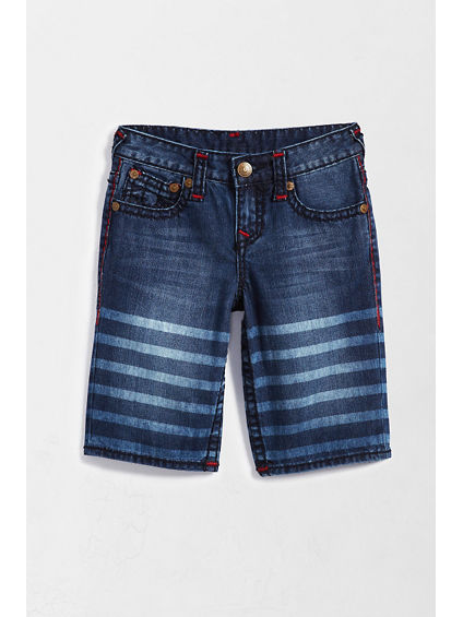 GENO SLIM KIDS JEAN SHORT