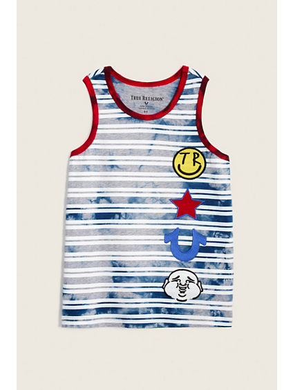 PATCH KIDS TANK