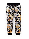 METALLIC CAMO KIDS SWEATPANT
