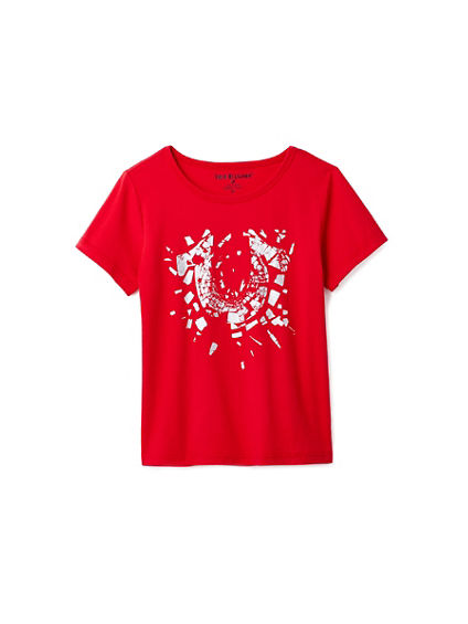 SHATTERED TR KIDS TEE