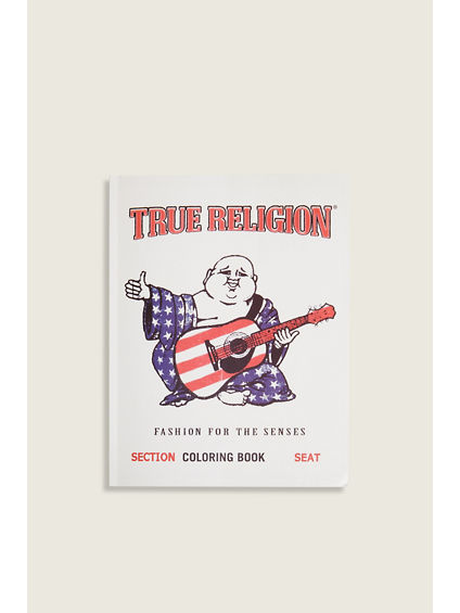 TR COLORING BOOK