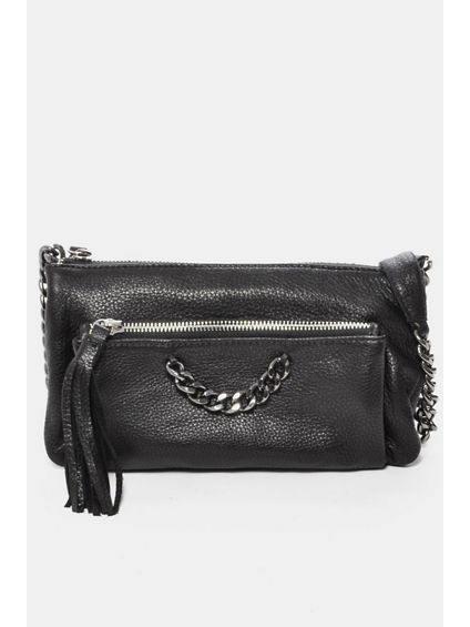 GABBY SMALL CROSSBODY BAG  WITH CHAIN