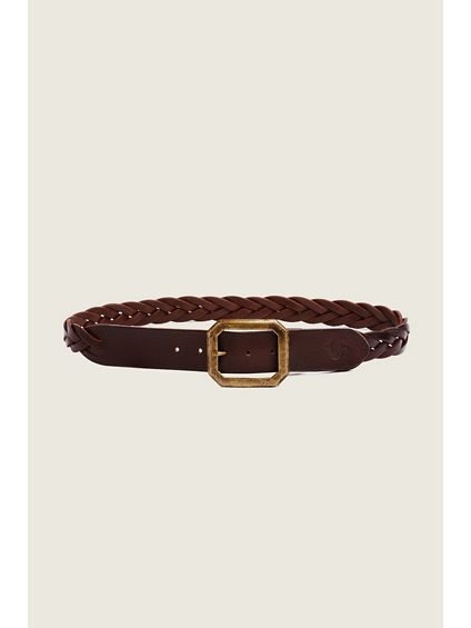 UNISEX BRAIDED BELT
