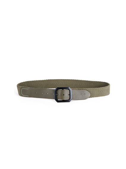 MENS WEBBING MILITARY BELT