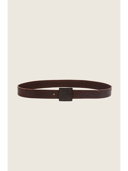 MENS PLAQUE BELT