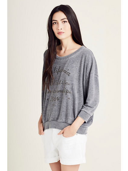 FLEECE WOMENS PULLOVER