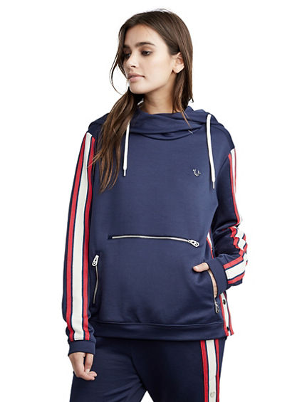 WOMENS PRESS HOODIE