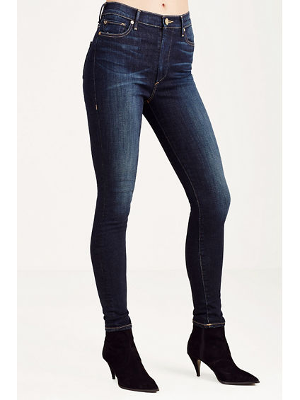 HARPER SUPER SKINNY HIGH RISE WOMENS JEAN