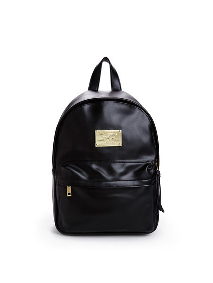 WOMENS BLACK BACKPACK