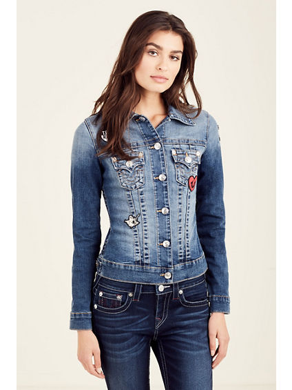 Designer Jackets for Women | Last Stitch, True Religion's Outlet