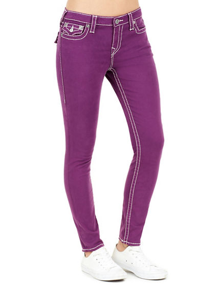 SUPER SKINNY BIG T WOMENS PANT