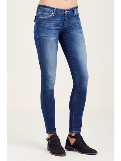 CASEY SUPER SKINNY FLAP WOMENS JEAN