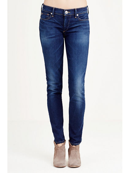 HAND PICKED SUPER SKINNY WOMENS JEAN