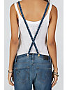 KATIE CROPPED OVERALL