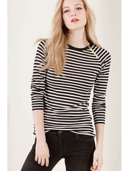 Striped Long Sleeve Shirt Womens | Is Shirt