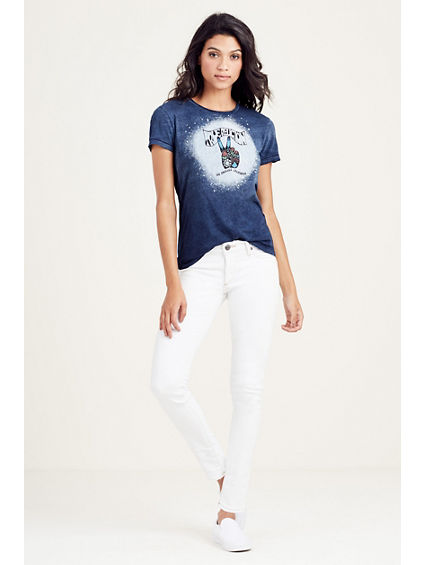 CASEY LOW RISE SUPER SKINNY WOMENS JEAN