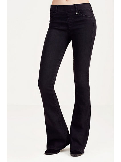 THE RUNWAY FLARE LEGGING