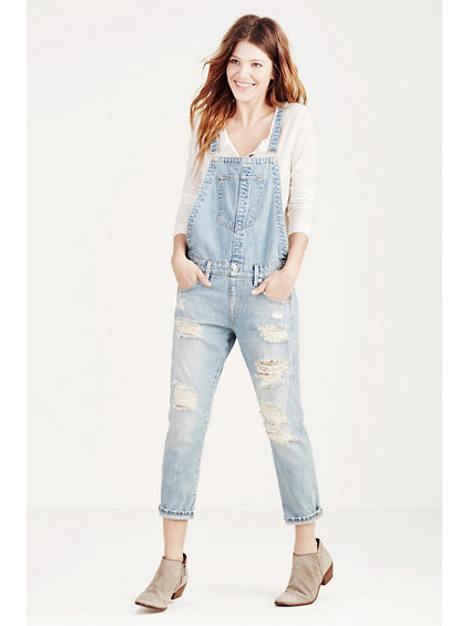 KATIE OVERALL WOMENS JEAN