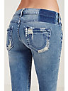 KARLIE CROPPED FLARE WOMENS JEAN