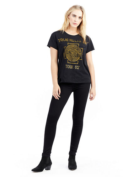 DIZZY TOUR WOMENS TEE