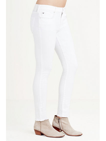HALLE SUPER SKINNY CROPPED WOMENS JEAN