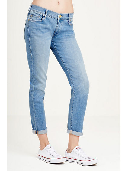 LIV RELAXED SKINNY (D)HYDRATE WOMENS JEAN