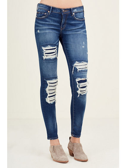 Designer Super Skinny Jeans for Women | True Religion UK