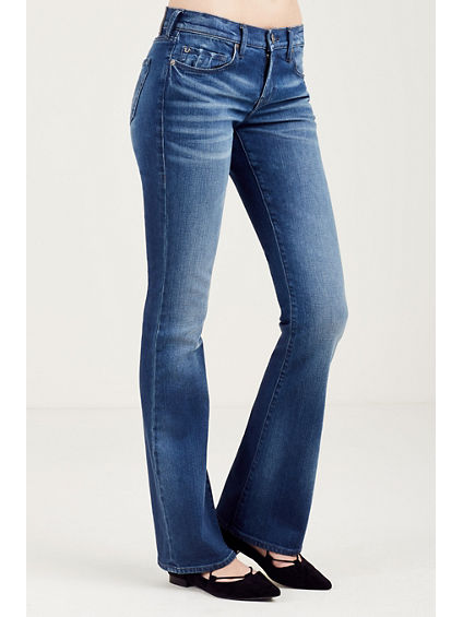 Designer Bootcut Jeans for Women | True Religion