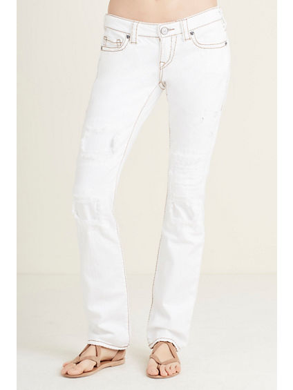 BILLIE STRAIGHT SUPER T WOMENS JEAN