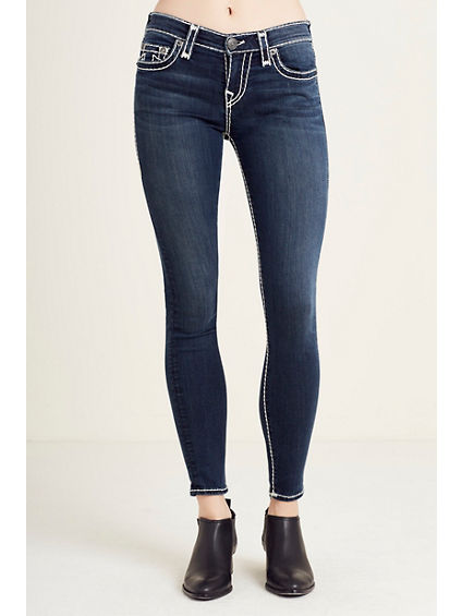 Womens super skinny true religion jeans