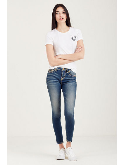 Designer Super Skinny Jeans for Women | True Religion