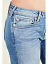 SARA CIGARETTE CROP WOMENS JEAN