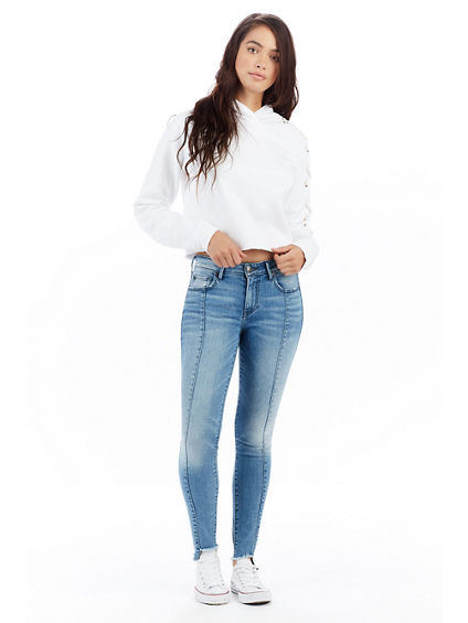 JENNIE FASHION WOMENS SKINNY JEAN