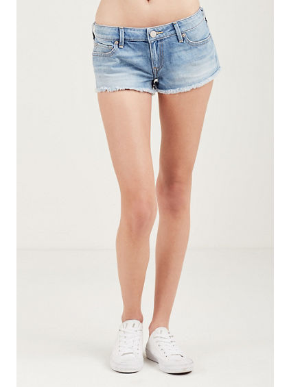 JOEY CUT OFF WOMENS SHORT