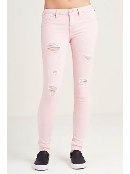 SUPER SKINNY DESTRUCT WOMENS JEAN