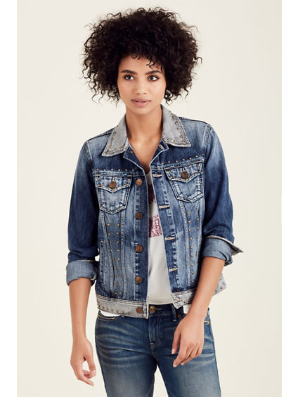 SUNRISE WOMENS DENIM JACKET