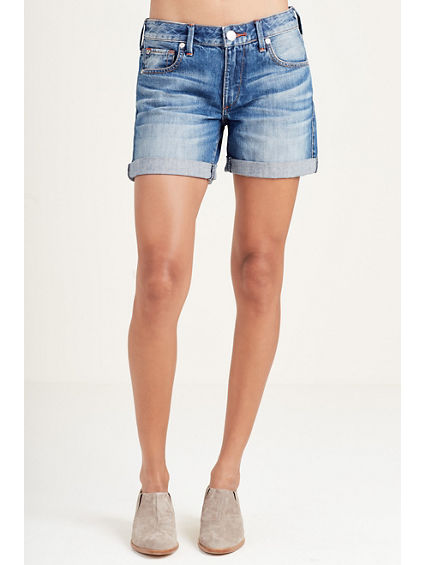 EMMA LOW RISE WOMENS SHORT