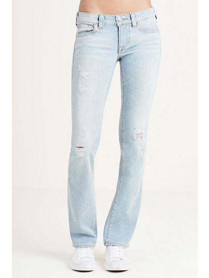 BILLIE LOW RISE STRAIGHT WOMENS JEAN