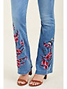 EMBROIDERED BECCA WOMENS JEAN
