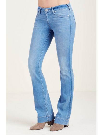 Designer Bootcut Jeans for Women | True Religion