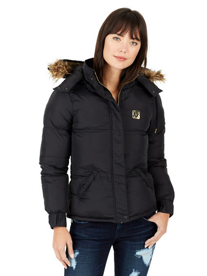 QUILTED PUFFER WOMENS JACKET