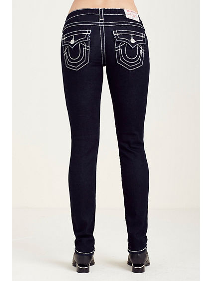 SKINNY FLAP BIG T WOMENS JEAN
