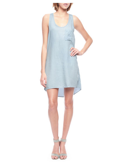 Indigo Womens Tank Dress